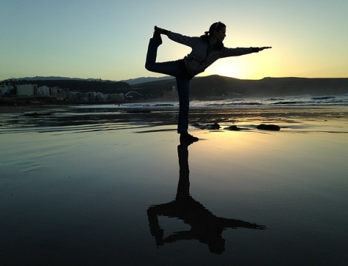 Wie du dein Gleichgewicht behältst
